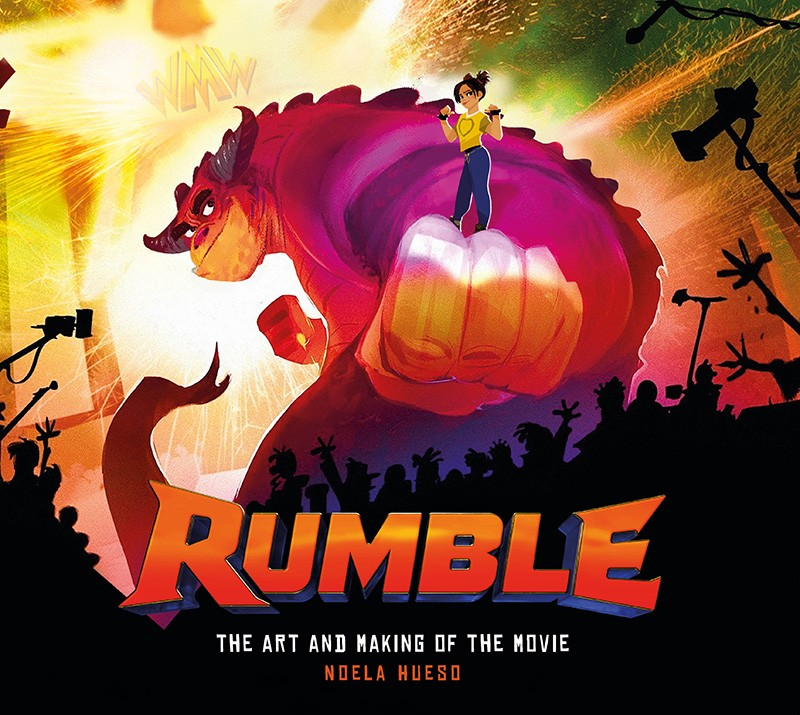 RUMBLE: THE ART AND MAKING OF THE MOVIE