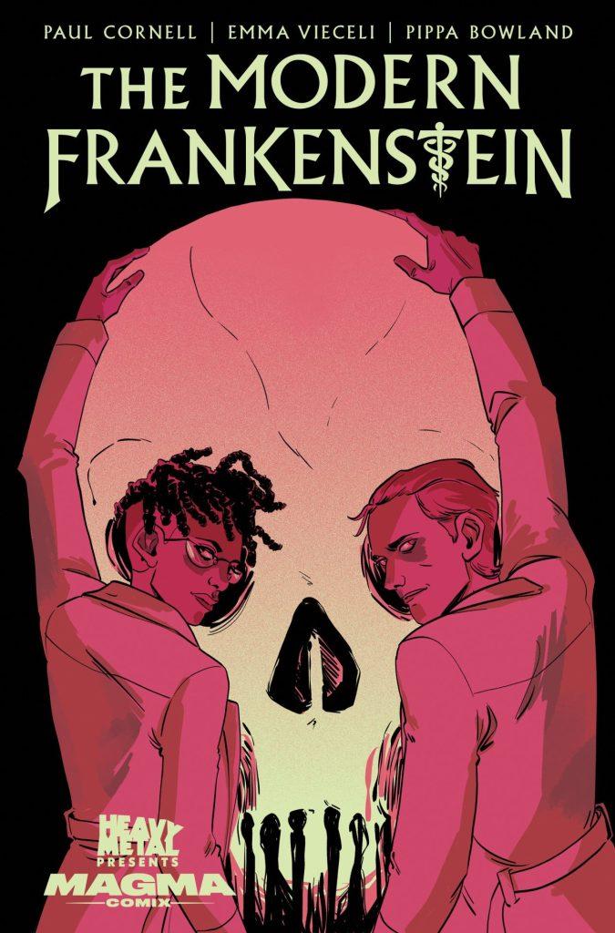 The Modern Frankenstein #2 Jen Hickman retailer variant
