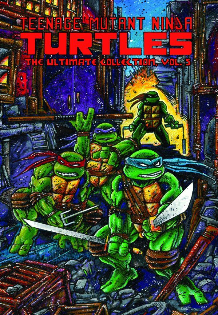 Teenage Mutant Ninja Turtles Collection Vol. 5