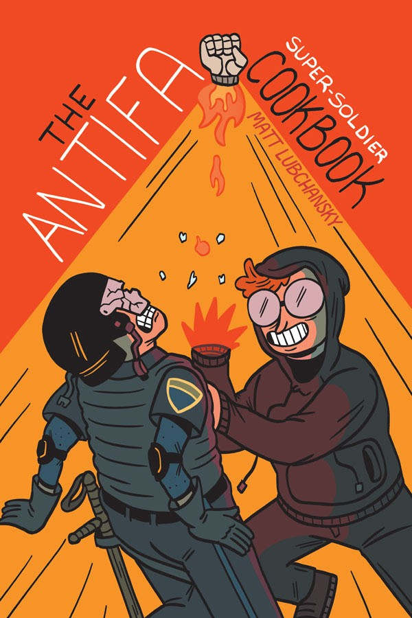 The Antifa Super Soldier Cookbook