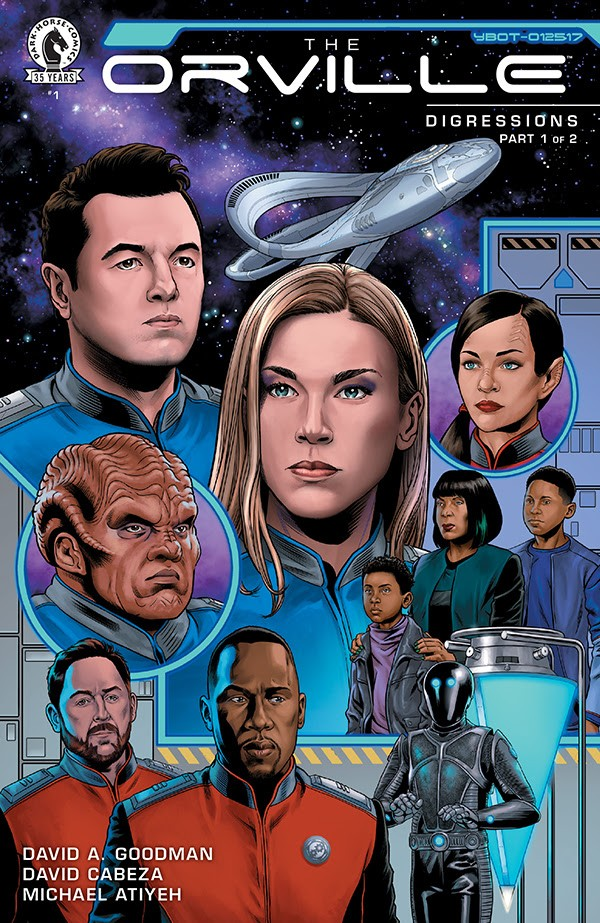 The Orville #1: Digressions Part 1 of 2