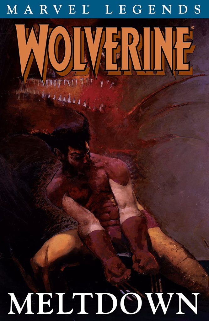 Wolverine Legends Vol. 2: Meltdown