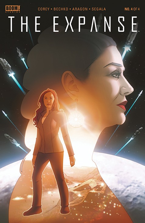 The Expanse #4 (of 4)