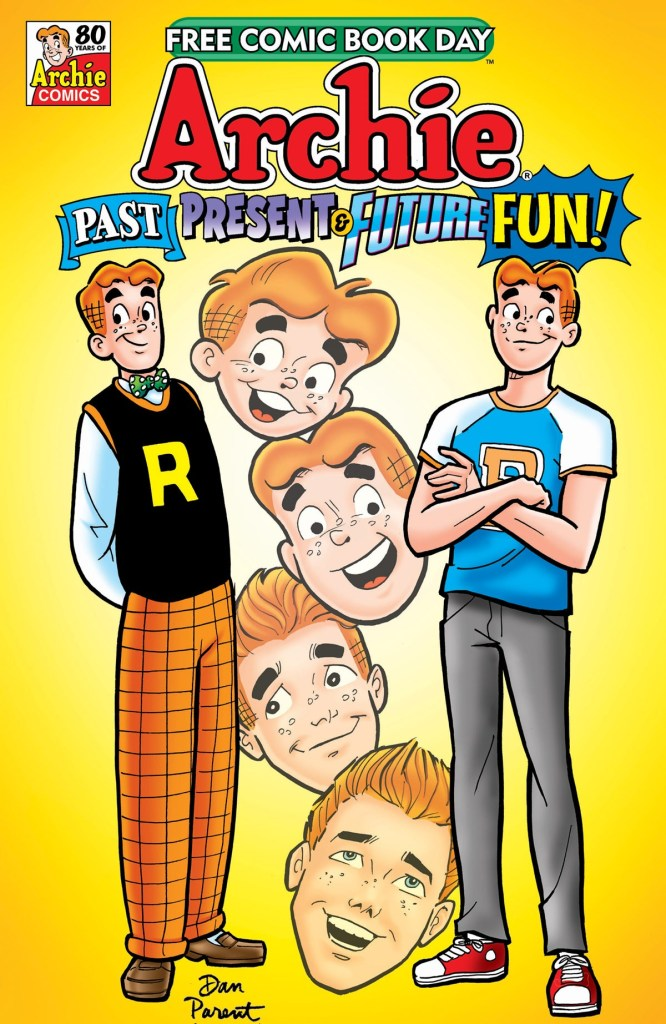 Archie: Past, Present, and Future Fun!