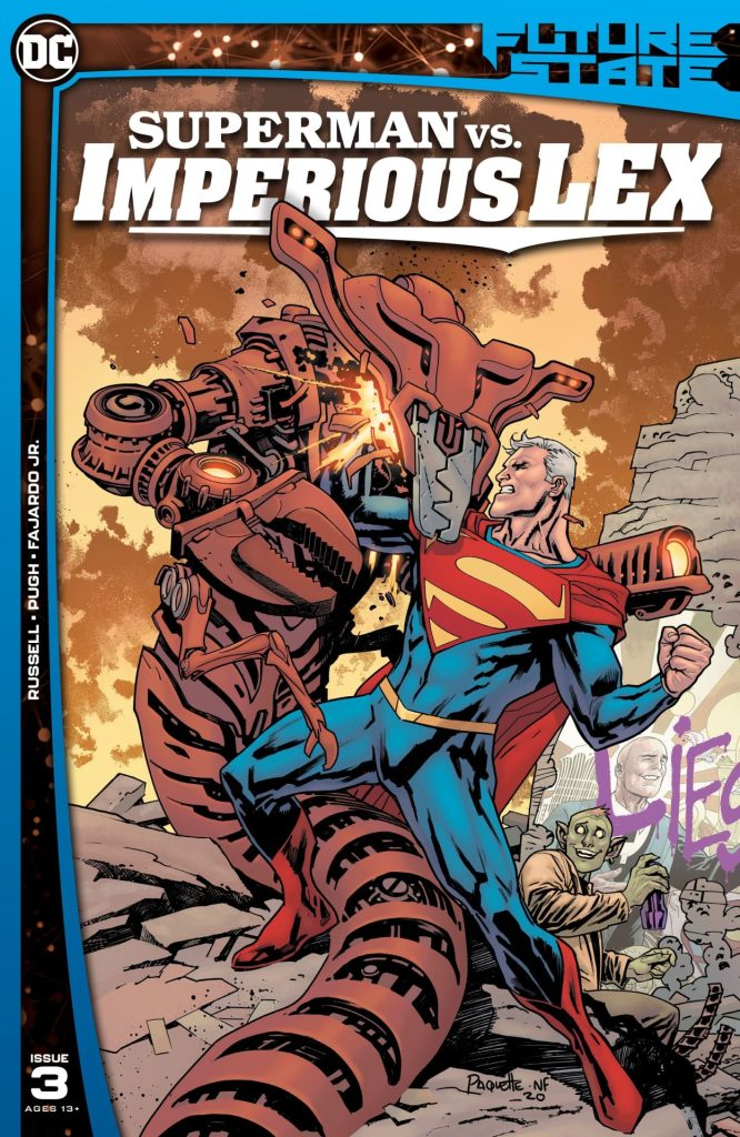 Future State: Superman vs. Imperious Lex #3