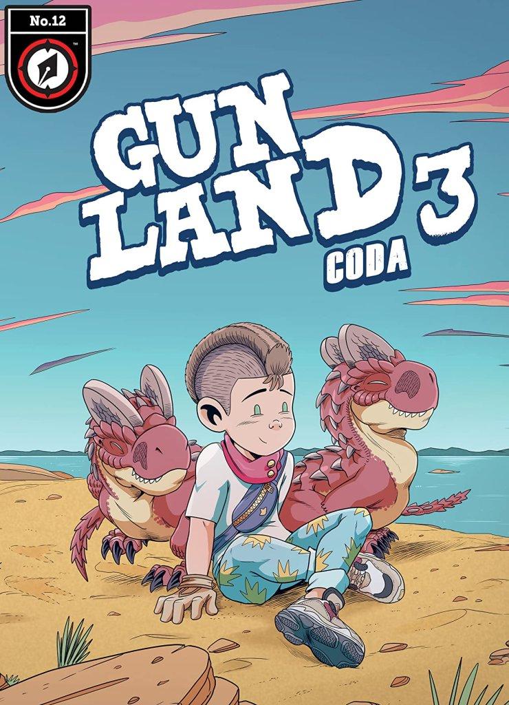 Gunland Vol. 3 #12: Coda