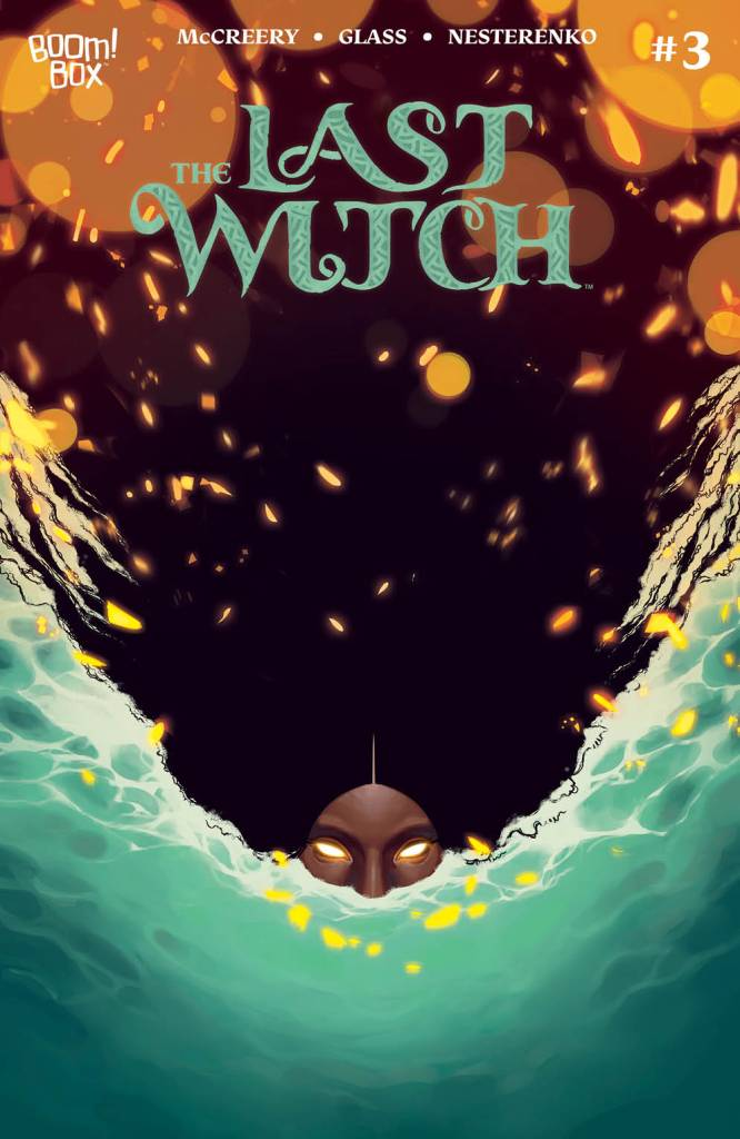 The Last Witch #3