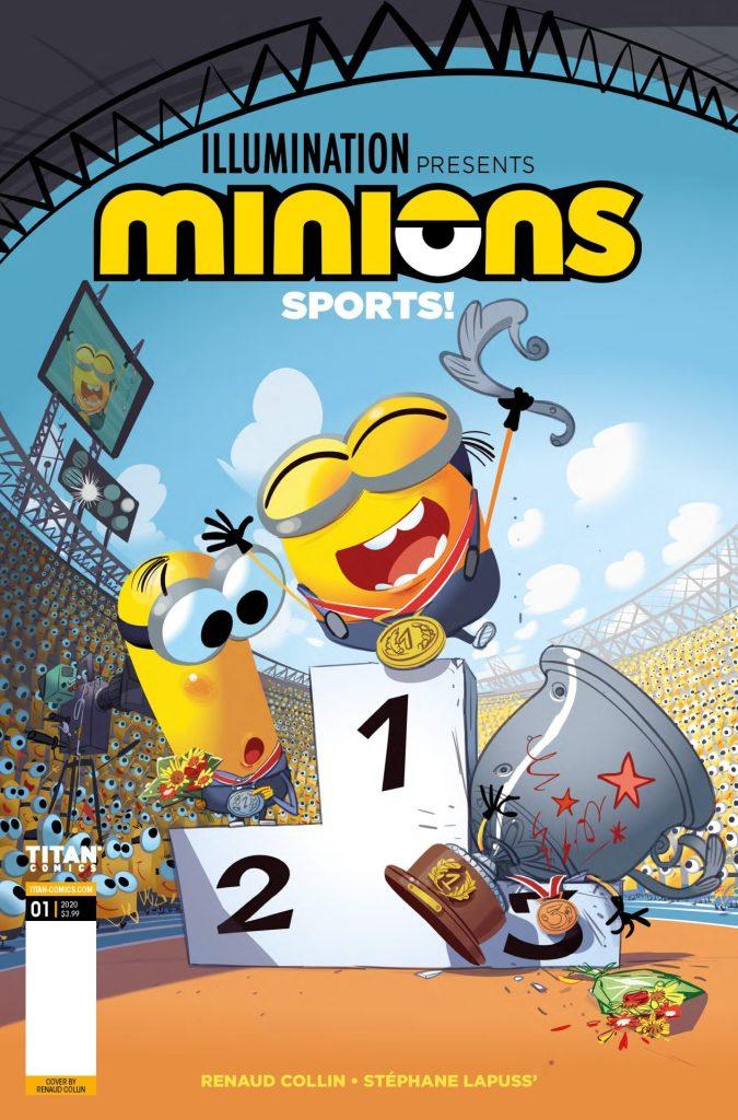 Minions Sports! #1