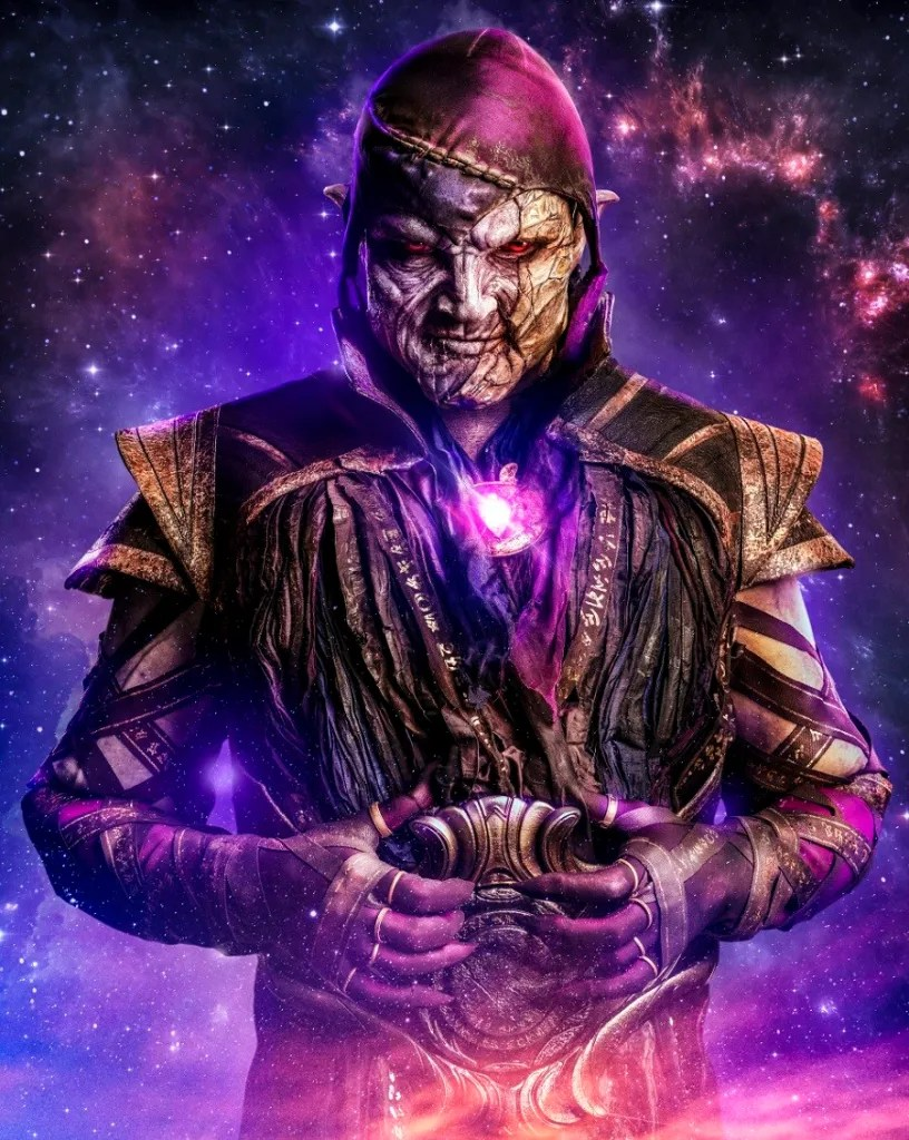 Nick E. Tarabay as Eclipso