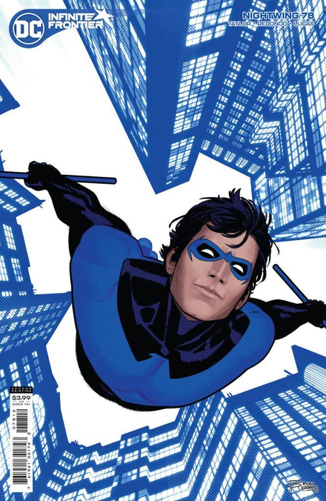 Nightwing #78 2nd print