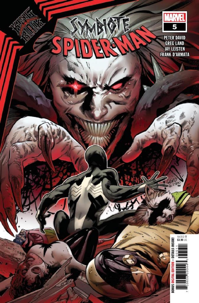 Symbiote Spider-Man: King in Black #5 (of 5)