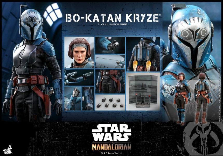 Hot Toys Bo-Katan Kryze