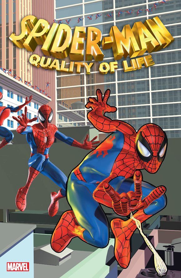 Spider-Man: Quality Of Life