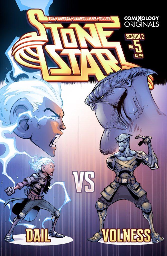 Stone Star Season Two #5 (of 5)