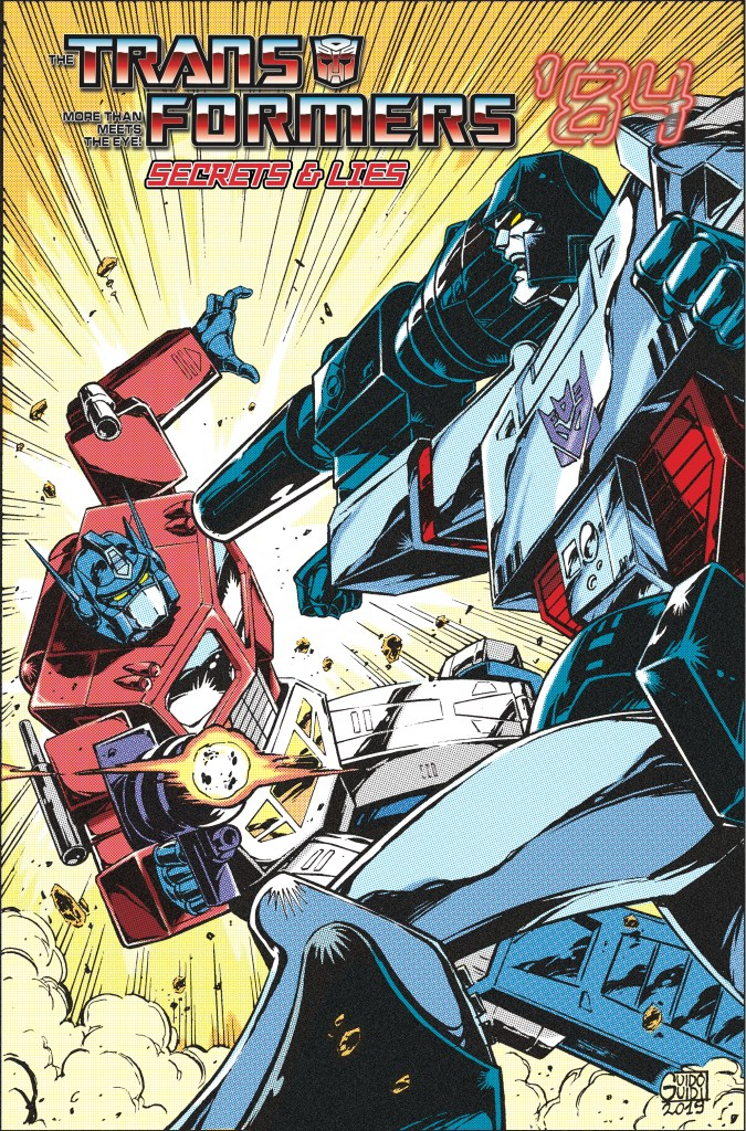 Transformers '84: Secrets & Lies