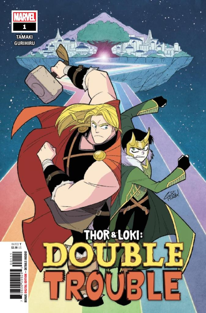 Thor and Loki: Double Trouble #1 (of 4)