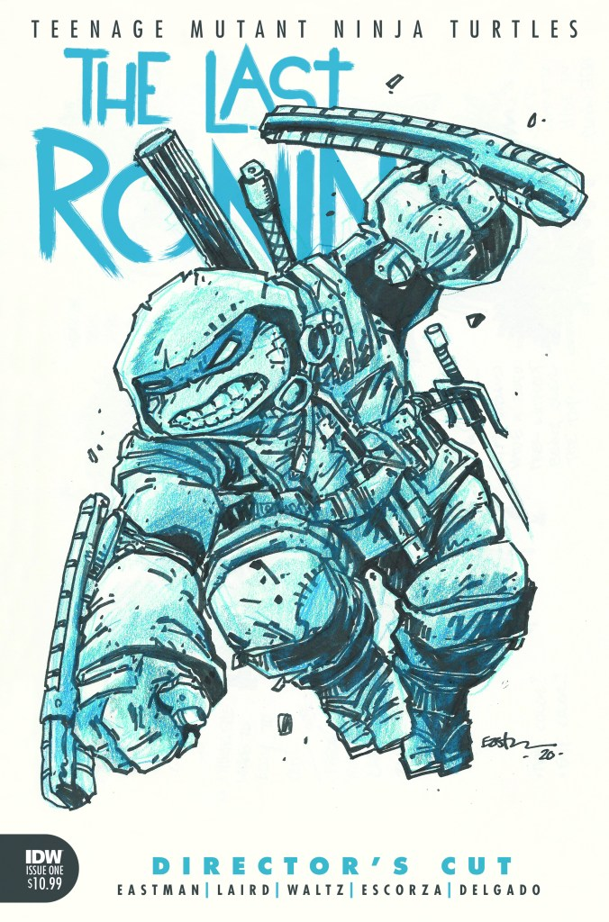 Teenage Mutant Ninja Turtles: The Last Ronin Director's Cut #1