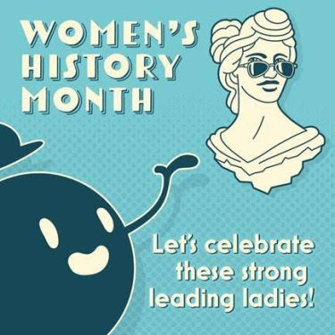 Tapas Women's History Month