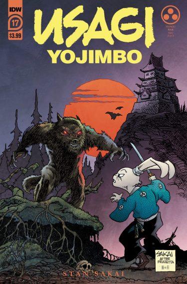 Usagi Yojimbo #17