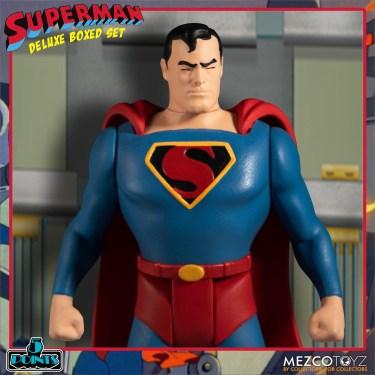 5 Points Superman