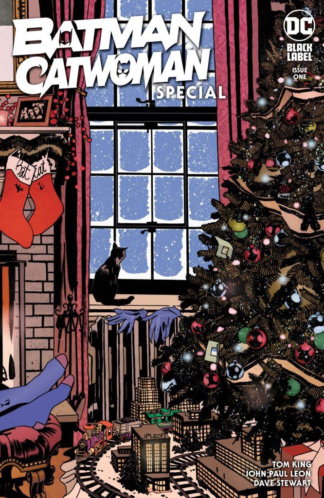 Batman/Catwoman Special #1