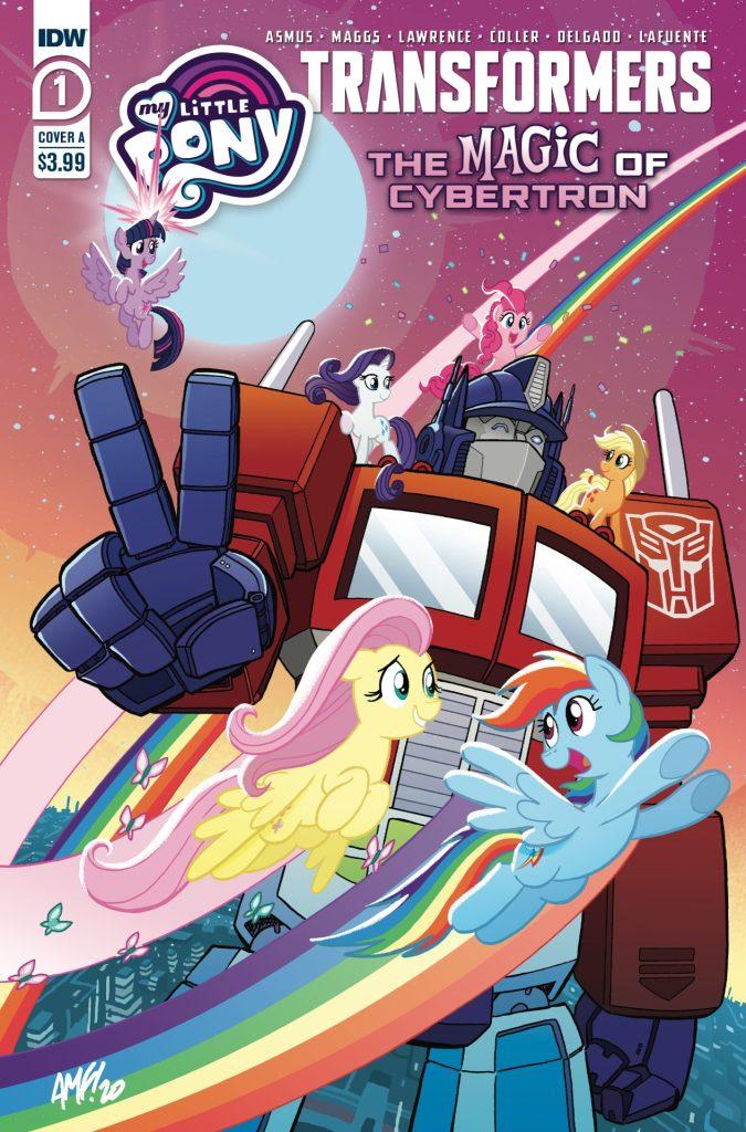 My Little Pony/Transformers II #1 (of 4)