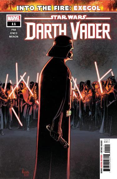 Star Wars: Darth Vader #11