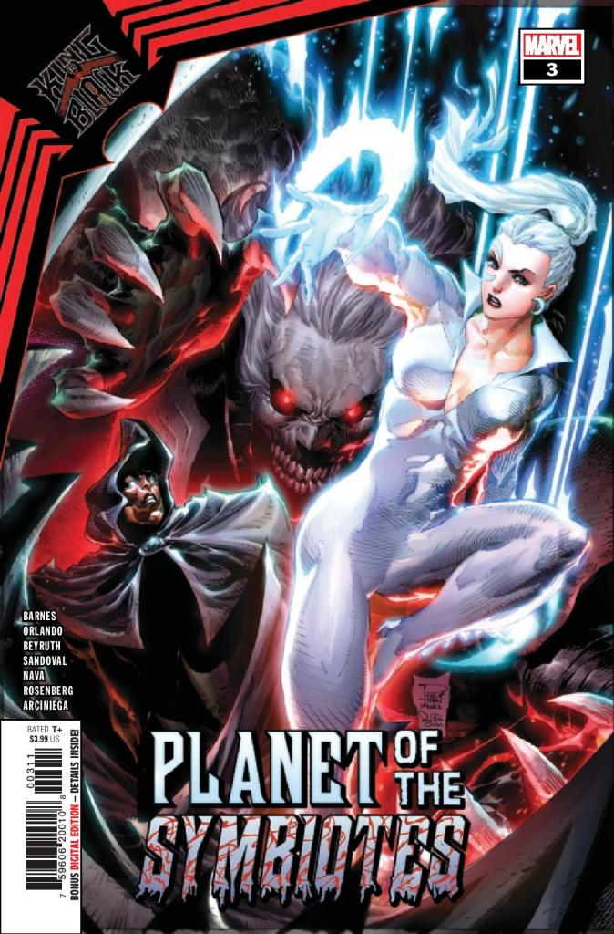 King in Black: Planet of the Symbiotes #3 (of 3)