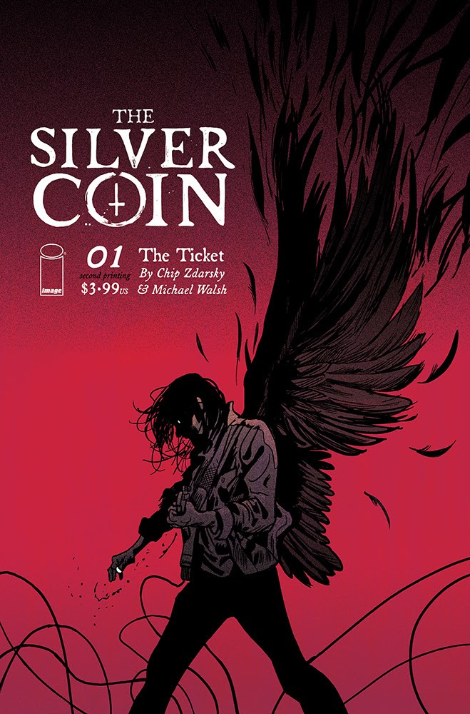 The Silver Coin #1, second printing
