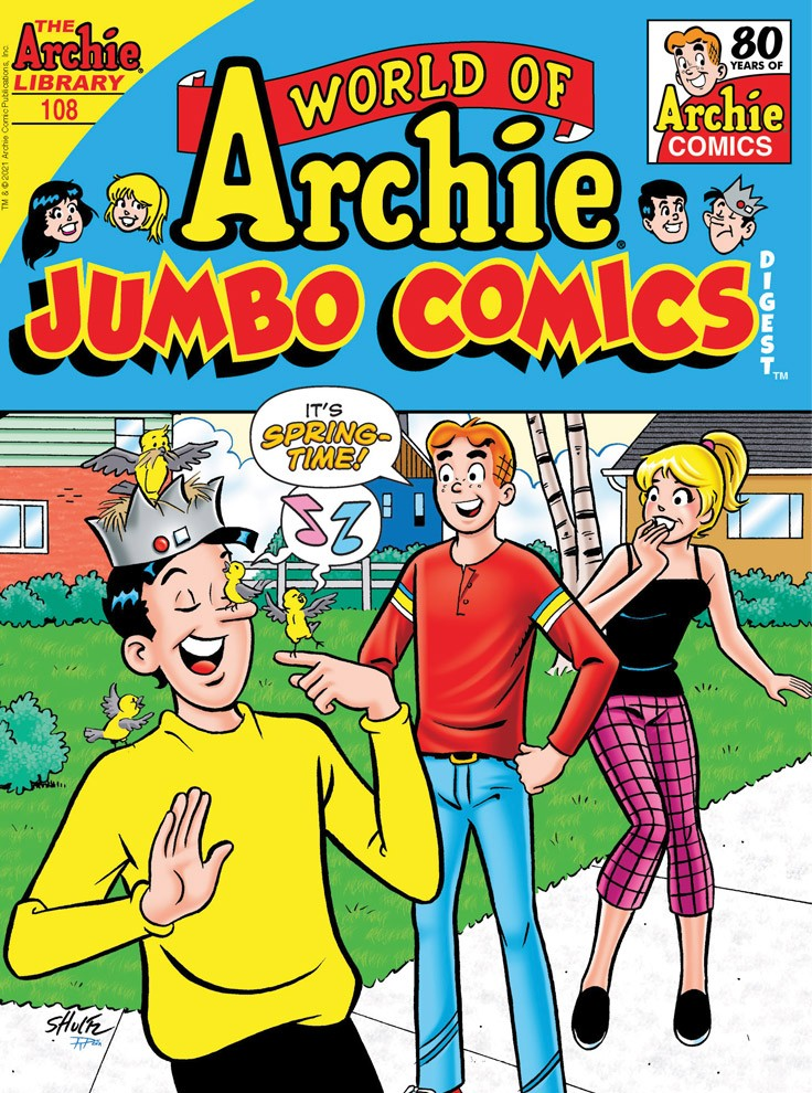 World of Archie Jumbo Comics Digest #108