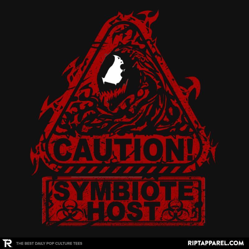 Killer Symbiote Host