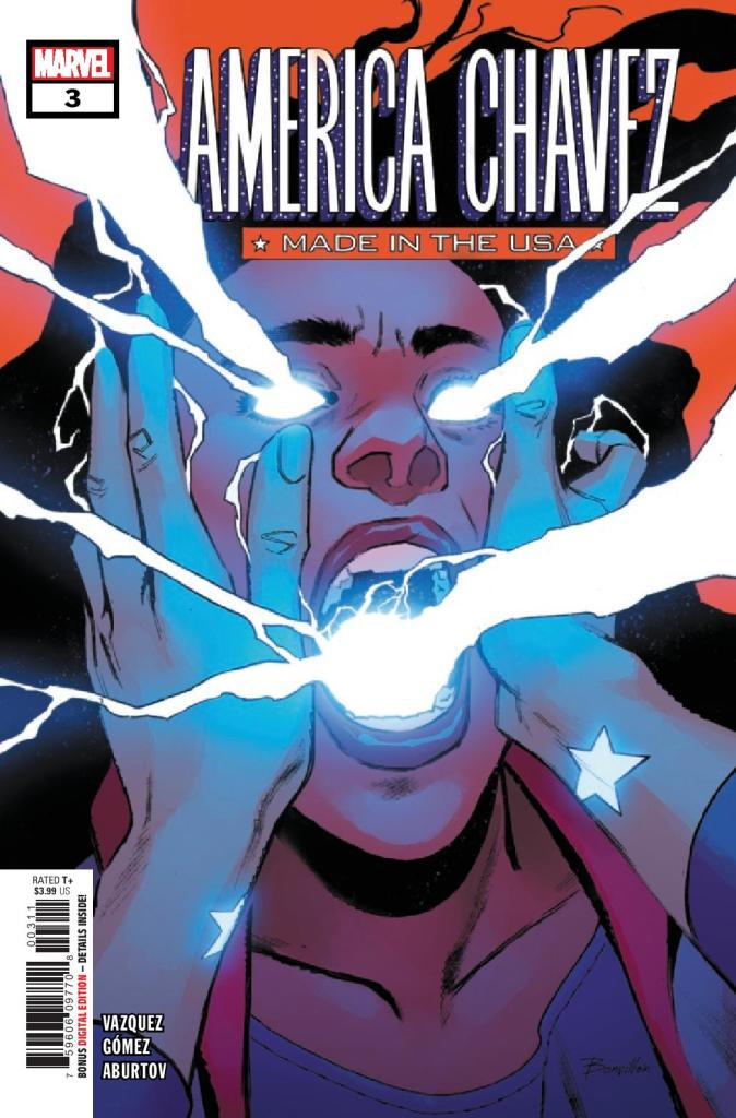 America Chavez: Made in the USA #3 (of 5)