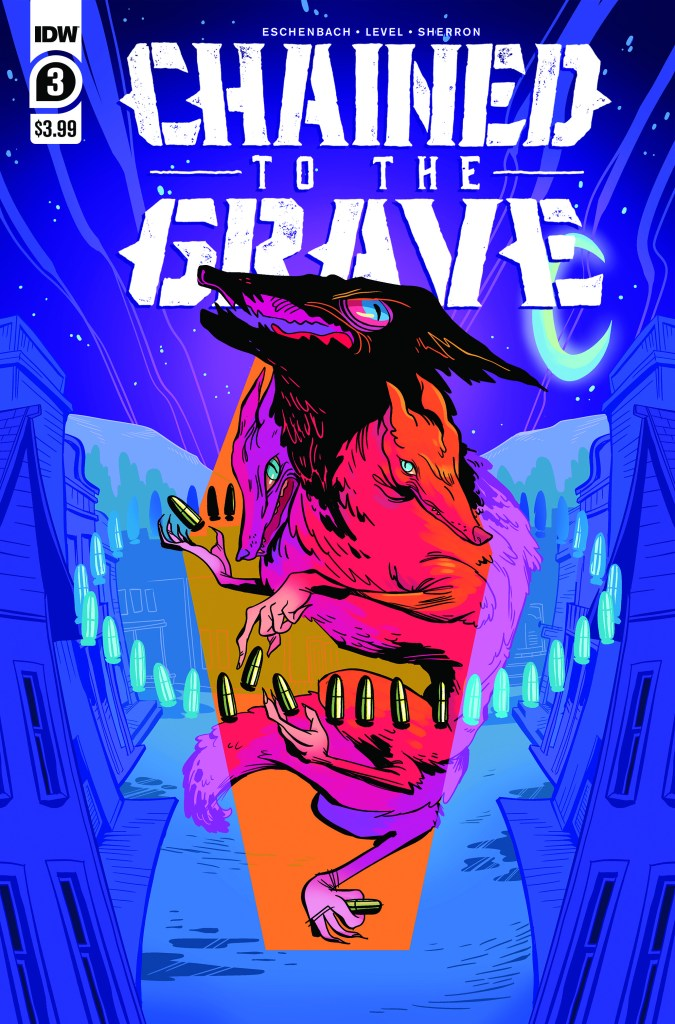 Chained to the Grave #3 (of 5)