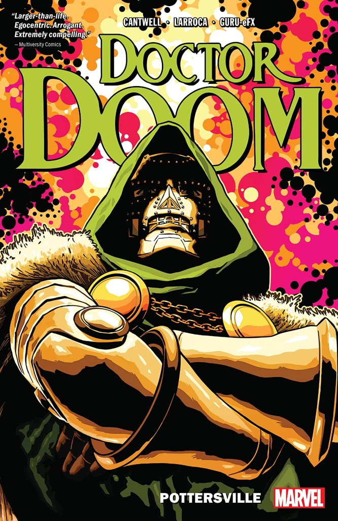 Doctor Doom Vol. 1: Pottersville