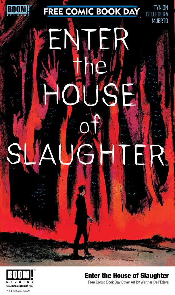 Enter the House of Slaughter 2021 FCBD Special