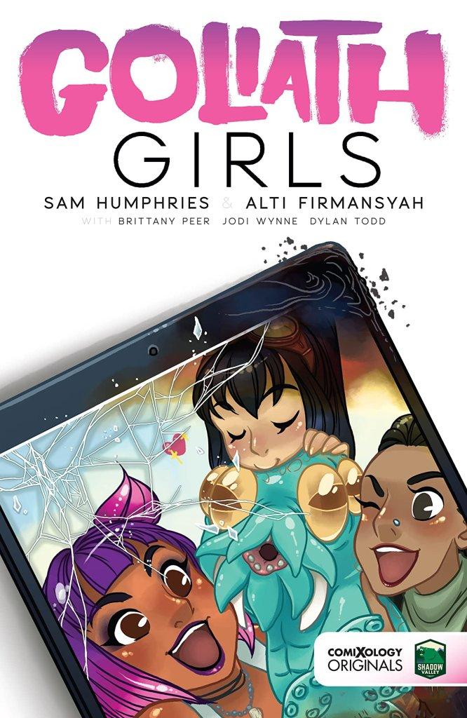 Goliath Girls Vol. 1