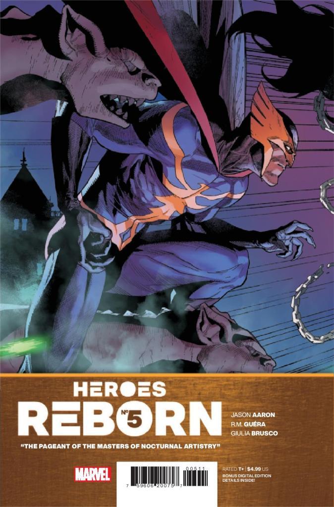Heroes Reborn #5 (of 7)