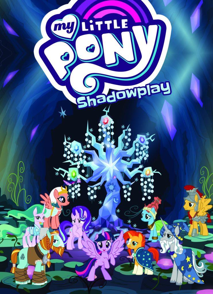 My Little Pony Vol. 14 Shadowplay