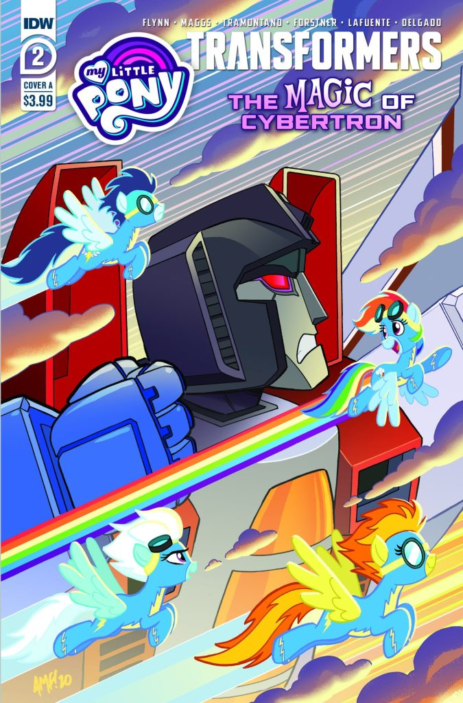 My Little Pony/Transformers: The Magic of Cybertron #2