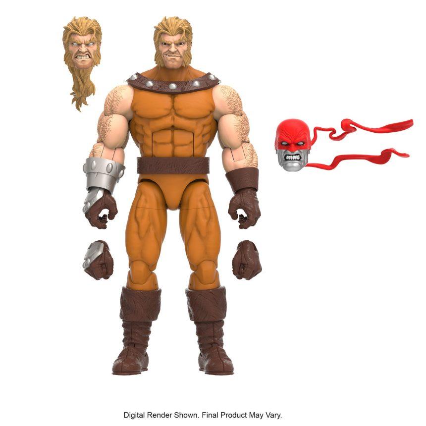 Marvel Legends Series Sabretooth