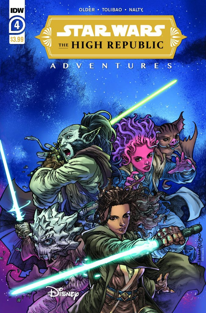 Star Wars: High Republic Adventures #4