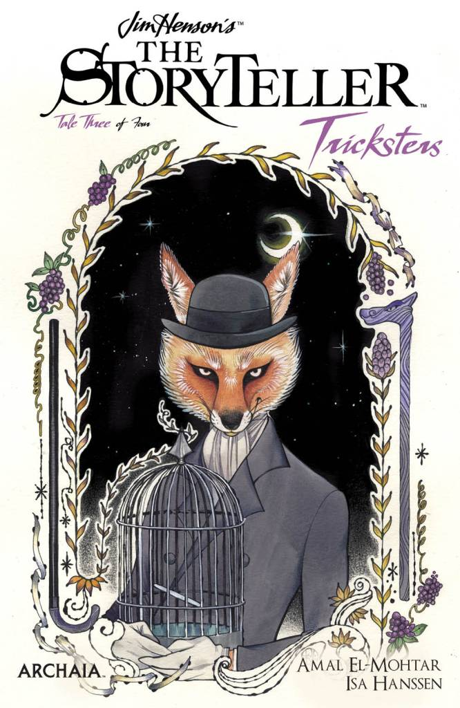 Jim Henson's Storyteller: Tricksters #3 (of 4)