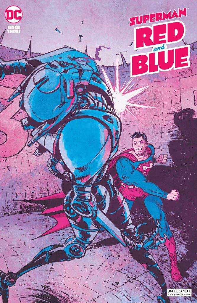 Superman: Red & Blue #3