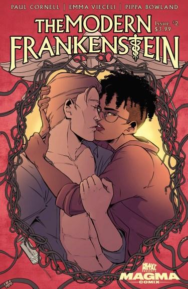 The Modern Frankenstein #2