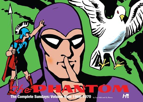 The Phantom: The Complete Sundays Vol. 9: 1966-1970