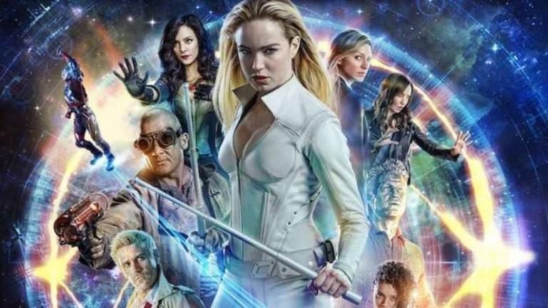 "Review/Recap: DC's Legends of Tomorrow S6E1 - ""Ground Control to Sara Lance"" | Graphic Policy"