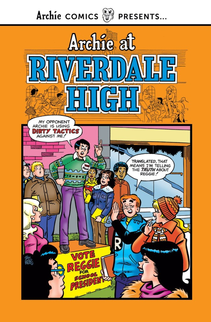 ARCHIE AT RIVERDALE HIGH VOL. 3 (TP)