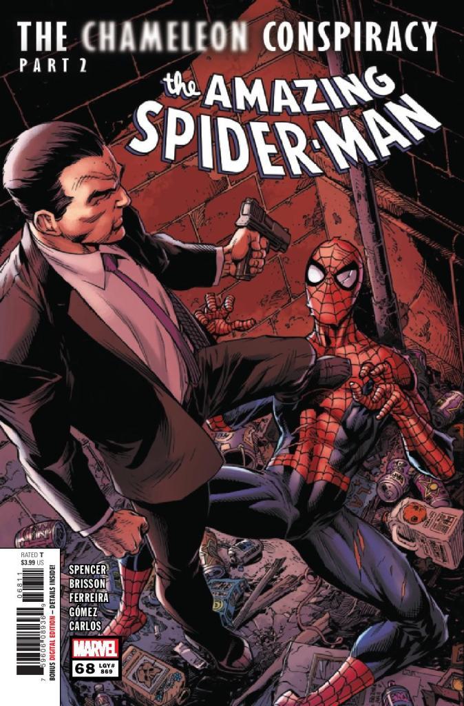 Amazing Spider-Man #68