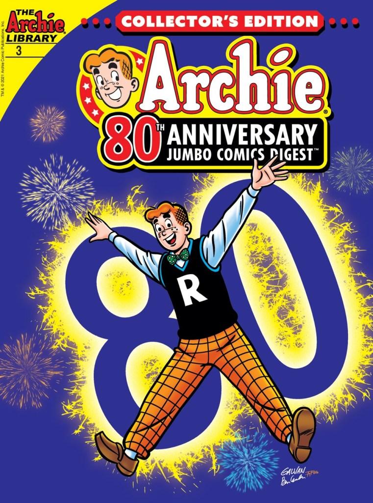 ARCHIE 80th ANNIVERSARY JUMBO COMICS DIGEST #3