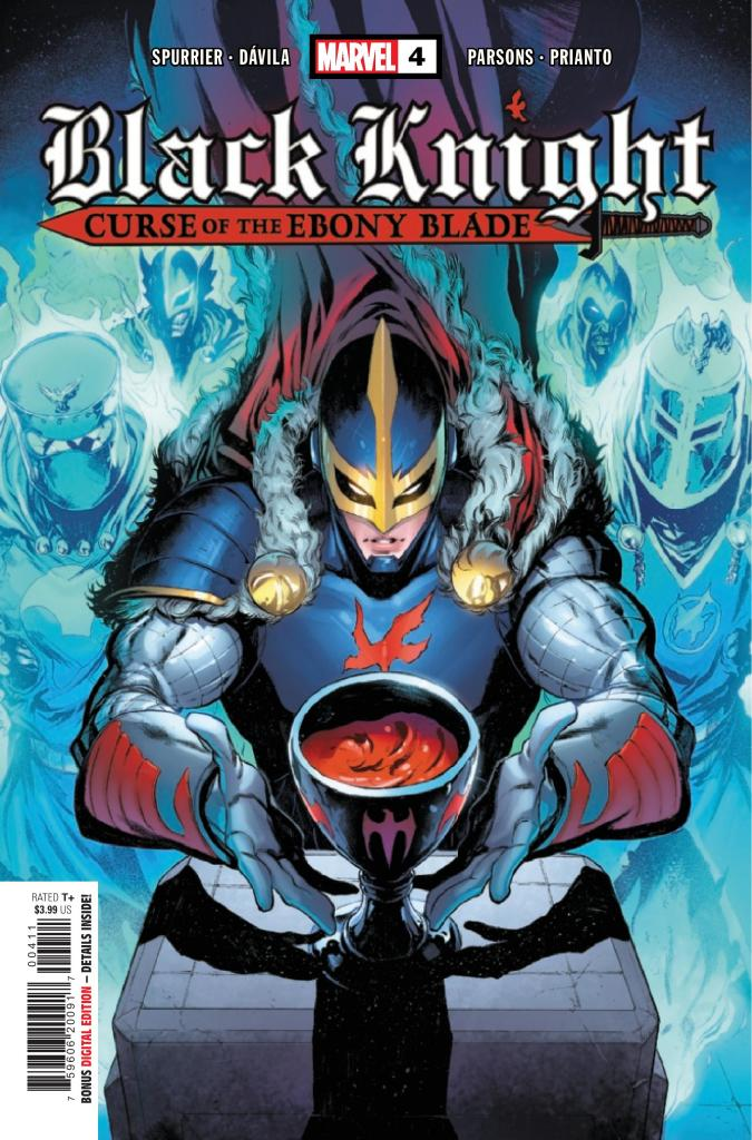 Black Knight: Curse of the Ebony Blade #4 (of 5)